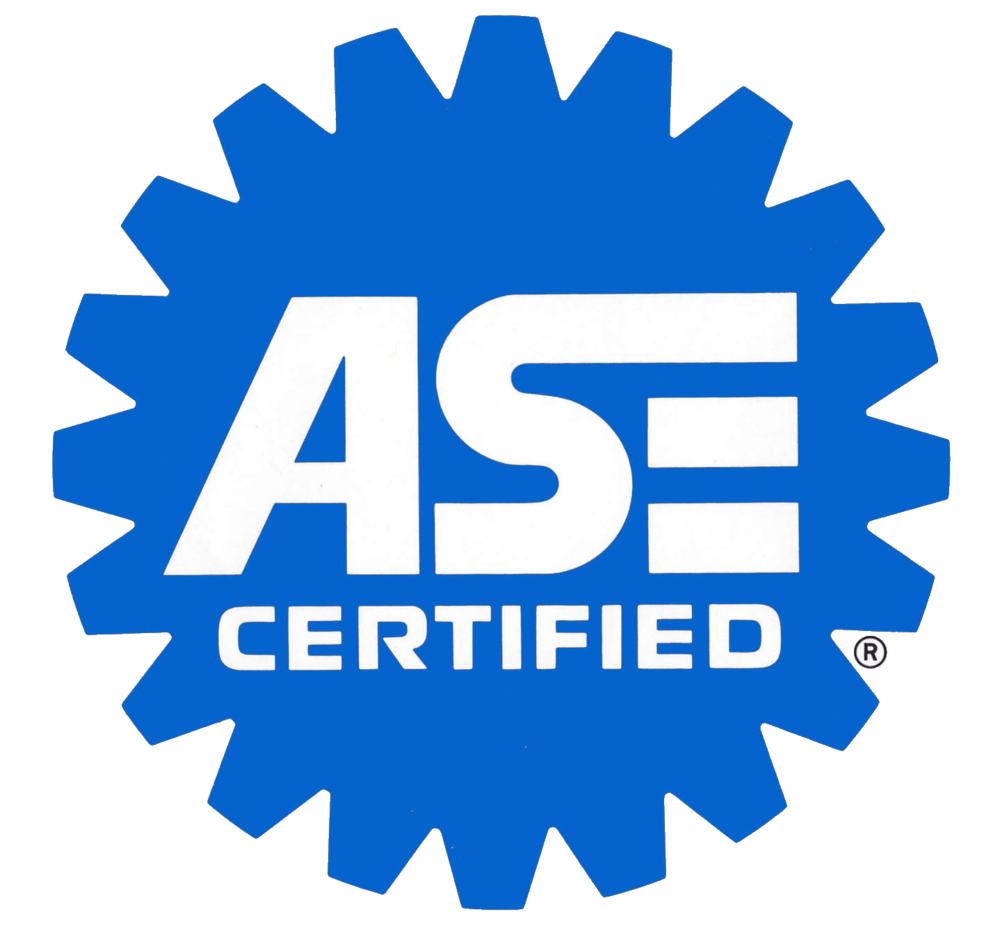 We are ASE Certified