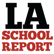 la school report logo.png