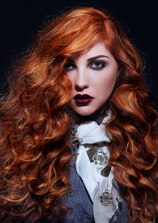 Hairstylists -  Wade Blackfor   Hair Colour -  Belinda Keeley   Photography -  Carl Keeley   Make Up  -   Katarzyna Kieltyka    Styling  -        Vince Vinnie