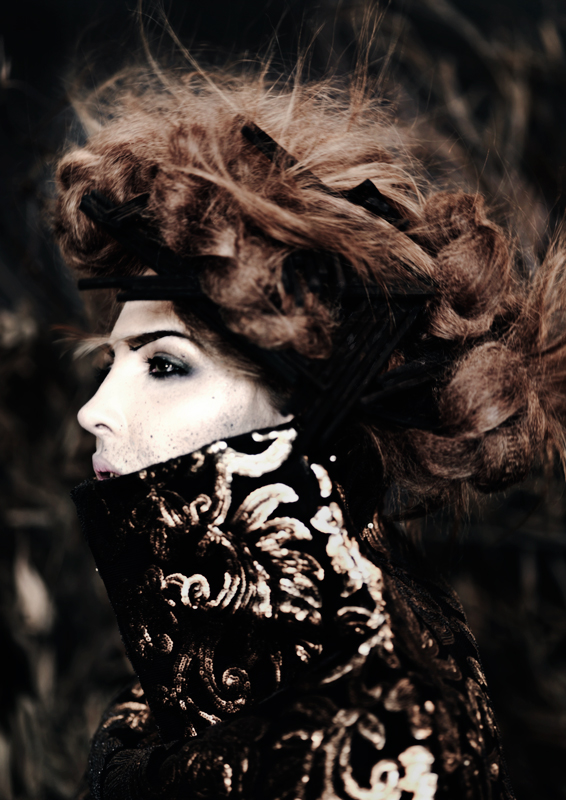 Chloe Hegan - Avant Garde Hairdresser of the Year Finalist