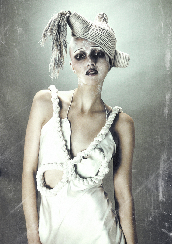 Crystal Giles -  Avant Garde Hairdresser of the Year Finalist