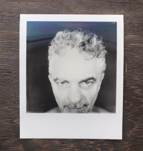 """Angelo Cricchi Muso"". Polaroid"