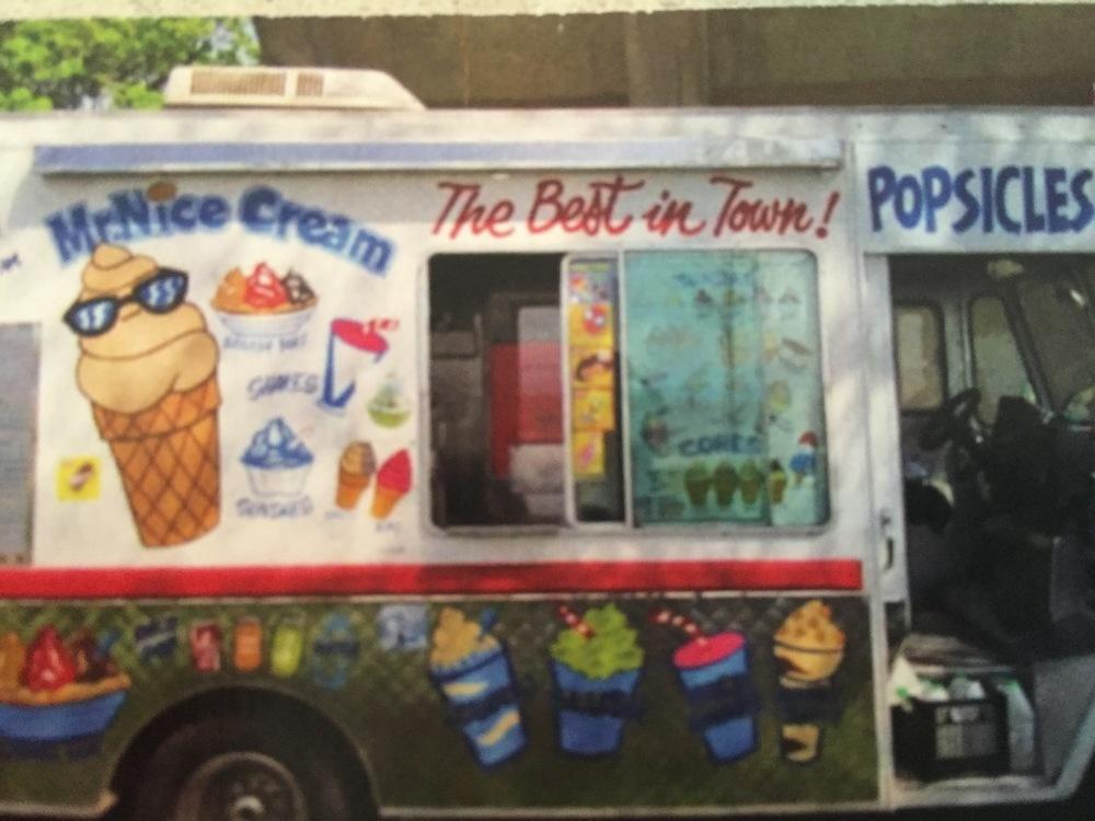 Gus the Ice Cream Guy