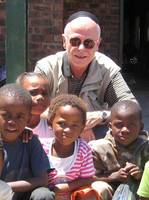 Field visit with CARE in Mohale's Hoek, Lesotho, November 08