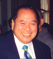 Alex Esclamado, founder of Philippine News and Founding National Chair of the National Federation of Filipino American Associations (NaFFAA) (Courtesy of Filipinas Magazine)