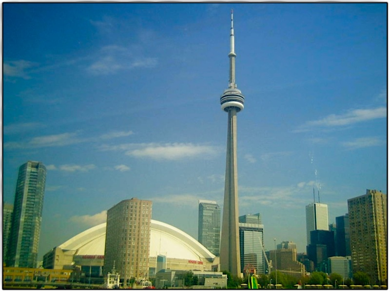 Toronto, Canada's Greater Metropolitan Area is home to 185,000 Filipinos. (Photo by Odette Foronda)