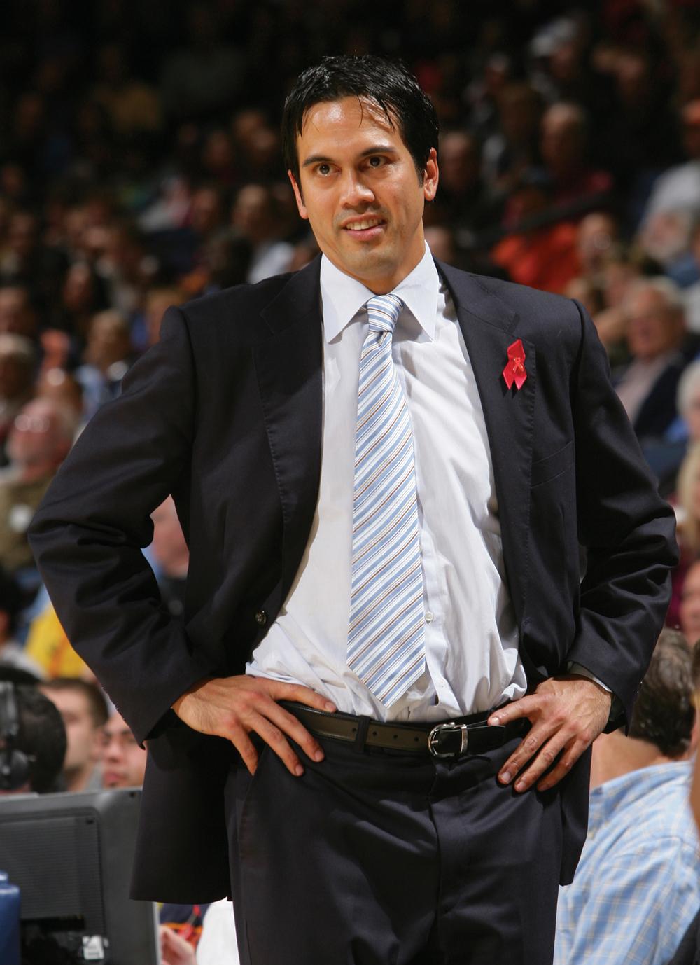 NBA Champion Miami Heat Coach Erik Spoelstra (Photo courtesy of Filipinas Magazine)