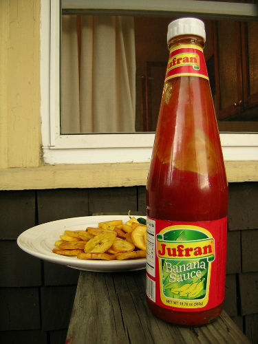 Jufran banana ketchup (Source: wikipedia.org)