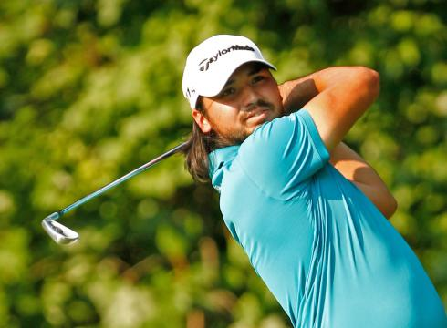 Pro golfer Jason Day (Source: US Presswire. Photo by Debbie Wong)