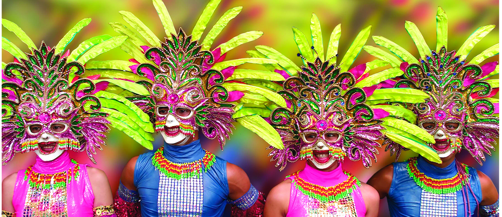 The MassKara Festival of Bacolod
