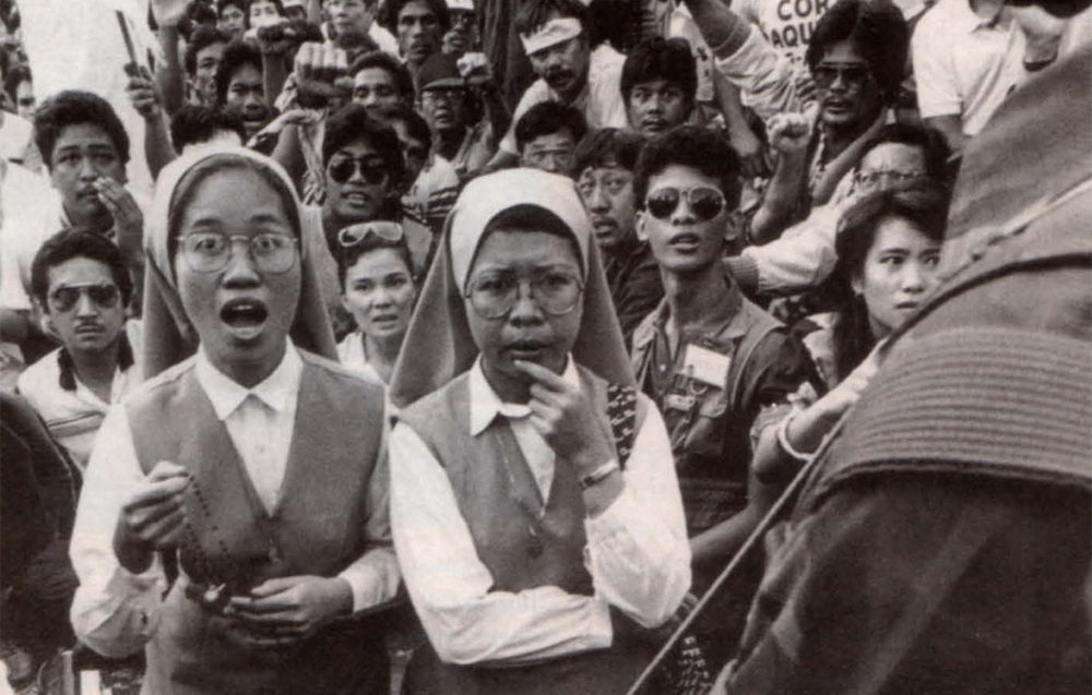 people power the 1986 philippine edsa revolution essay It's hard to imagine why there are filipinos who still feel the need to celebrate the anniversary of the first edsa or people power revolution held in 1986 as i.