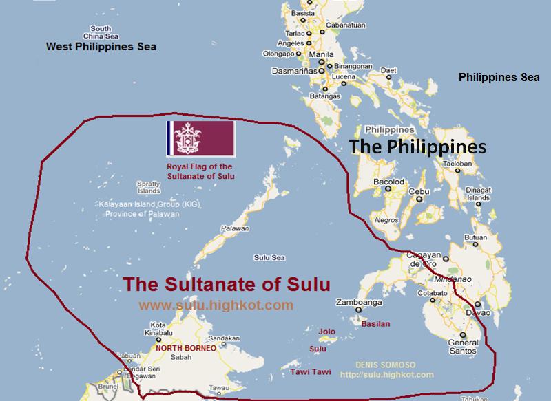 The Sultanate of Sulu(Borneo Insider)