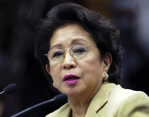 Ombudsman Conchita Carpio-Morales  (Source: allvoices.com)