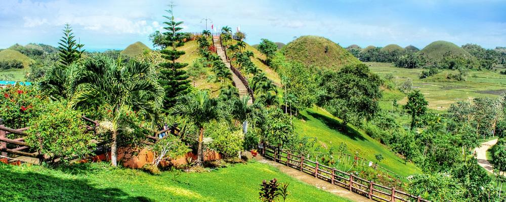 Sagbayan Peak, Bohol
