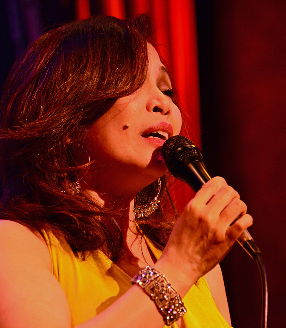 Charito at Yoshi's in Oakland (Photo by Henry Cheung)
