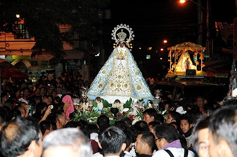 Our Lady of Peace and Good Voyage (Diocese of Antipolo) (Photo by Noli Yamsuan)