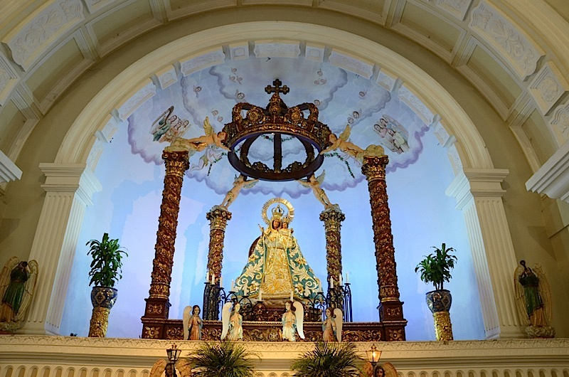 Virgen Milagrosa de Pueblo de Orani (Diocese of Balanga) (Photo by Noli Yamsuan)