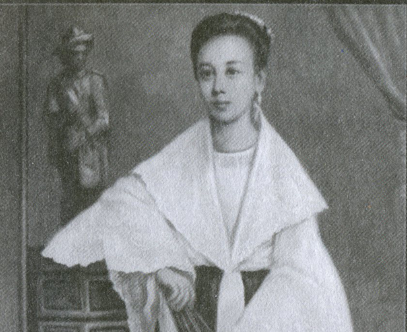 Leonor Rivera (Photo from Pablo Trillana III, The Loves of Rizal and other Essays on Philippine History, Art, and Public Policy)