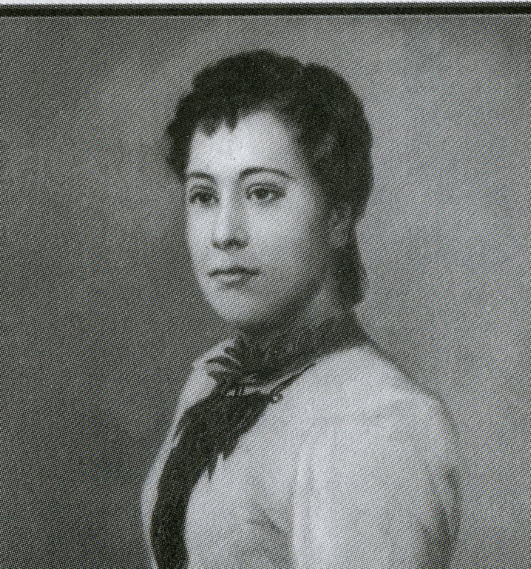 Nellie Boustead (Photo from Pablo Trillana III, The Loves of Rizal and other Essays on Philippine History, Art, and Public Policy)