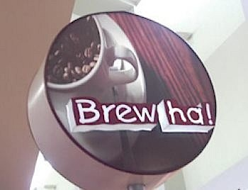 Brew Ha!  (Source: ykob.blogspot.com)