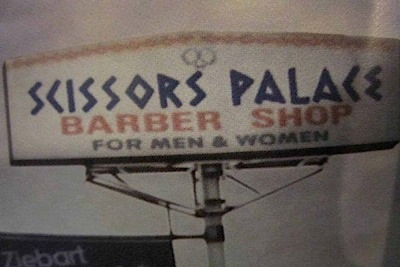 Scissors Palace  (Source: kootation.com)