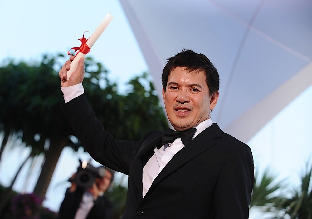 "Director Brillante Mendoza won the Palme d'Or at the 2009 Cannes Film Festival for ""Kinatay.""  (Source: Bauer Griffin)"