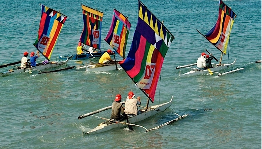 Zamboanga City vinta regatta  (Photo by Bernard Supetran)