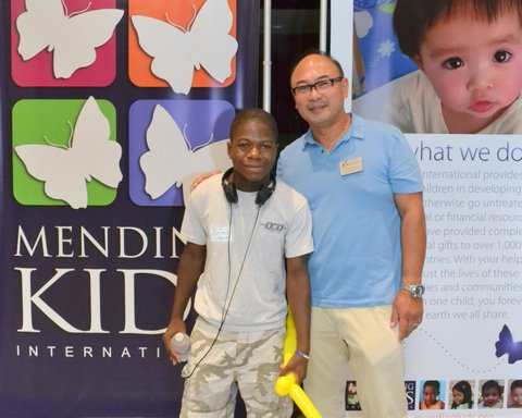 Putting Kids on the Mend — Positively Filipino | Online