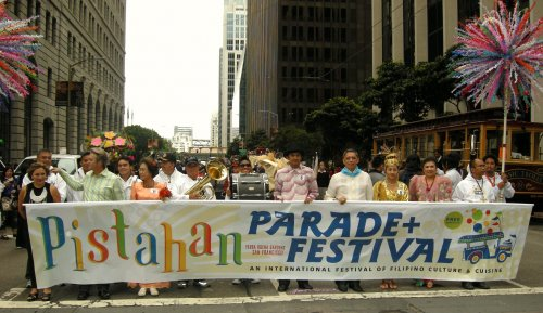 Pistahan Parade in San Francisco