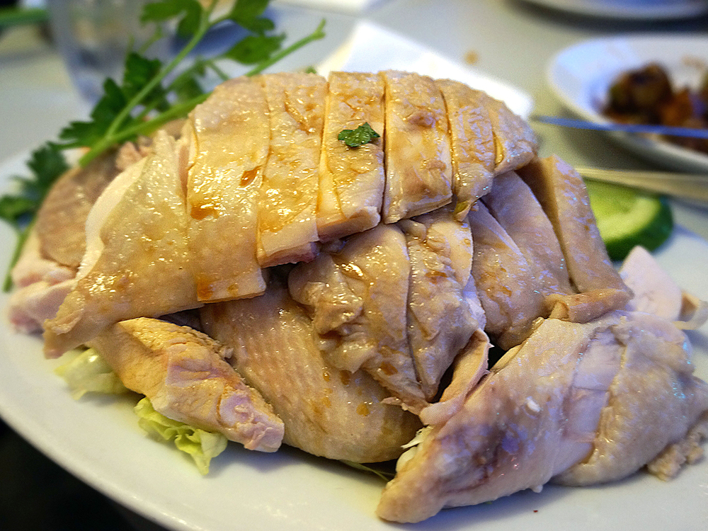 Hainanese Chicken  (Source: de-brieme.com)