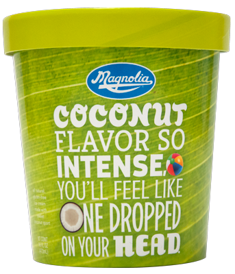 Magnolia Coconut Ice Cream (Source: magnoliaplease.com)