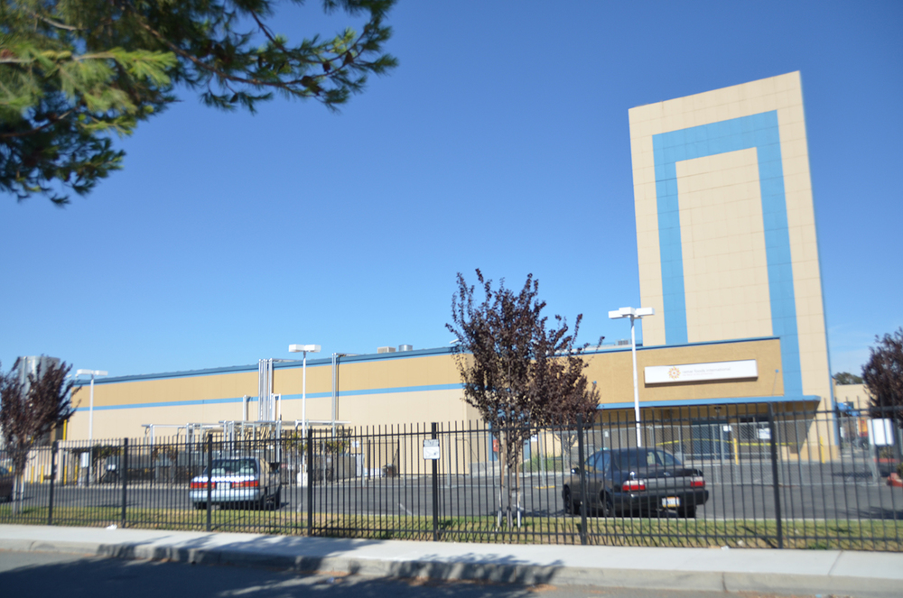 The manufacturing facility of Ramar Foods in Pittsburg, California (Photo by IP Ver)