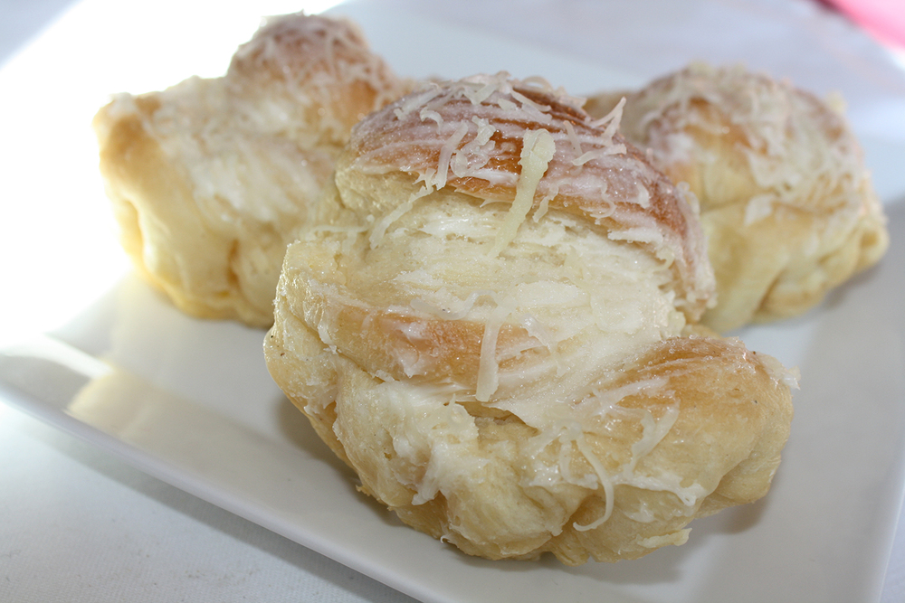 Pan De Sal Patisserie's Ensaymada (Photo by Elizabeth Ann Quirino)