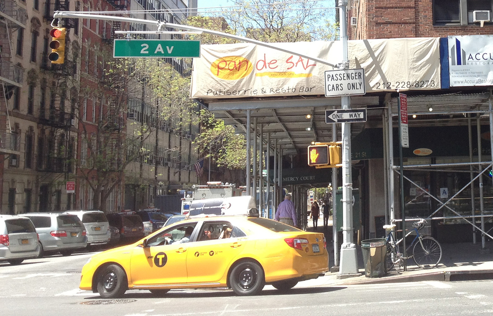 Pan De Sal Patisserie in Midtown Manhattan (Photo by Elizabeth Ann Quirino)