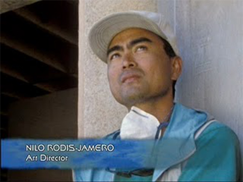 Nilo Rodis-Jamero (Source: Star Trek V Bonus DVD features)