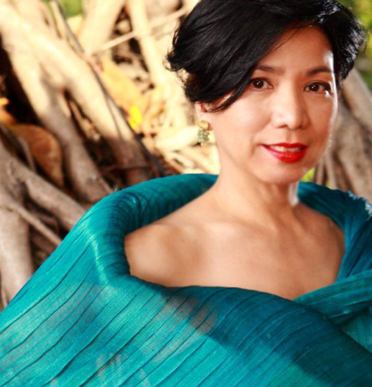 Dita Sandico-Ong (Photo courtesy of the Philippine Embassy, Rome)