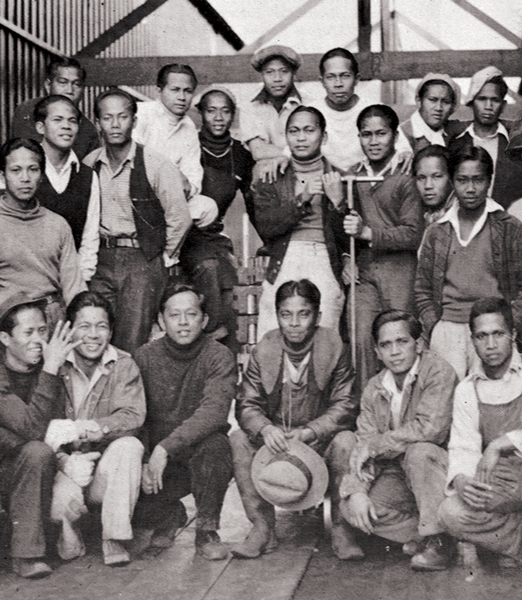The Alaskeros faced blatant discrimination and segregation. They were never given the opportunity for better jobs.  (Source: Filipinos: Forgotten Asian Americans by Dr. Fred Cordova, photo by Sinfor Ordoña)