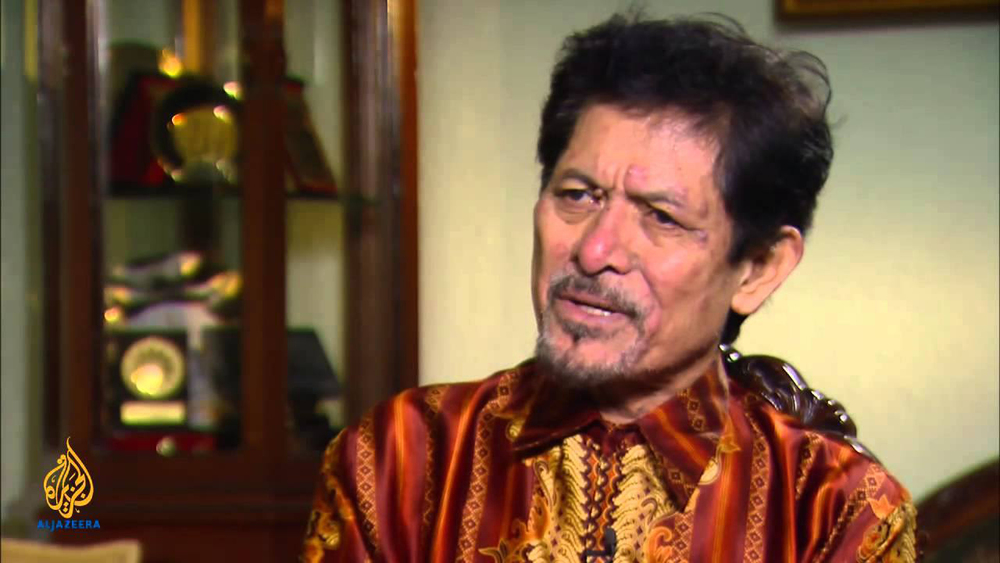 Nur Misuari consolidated the Moro National Liberation Front (MNLF) after the death of Datu Matalam. (Source: Al Jazeera)