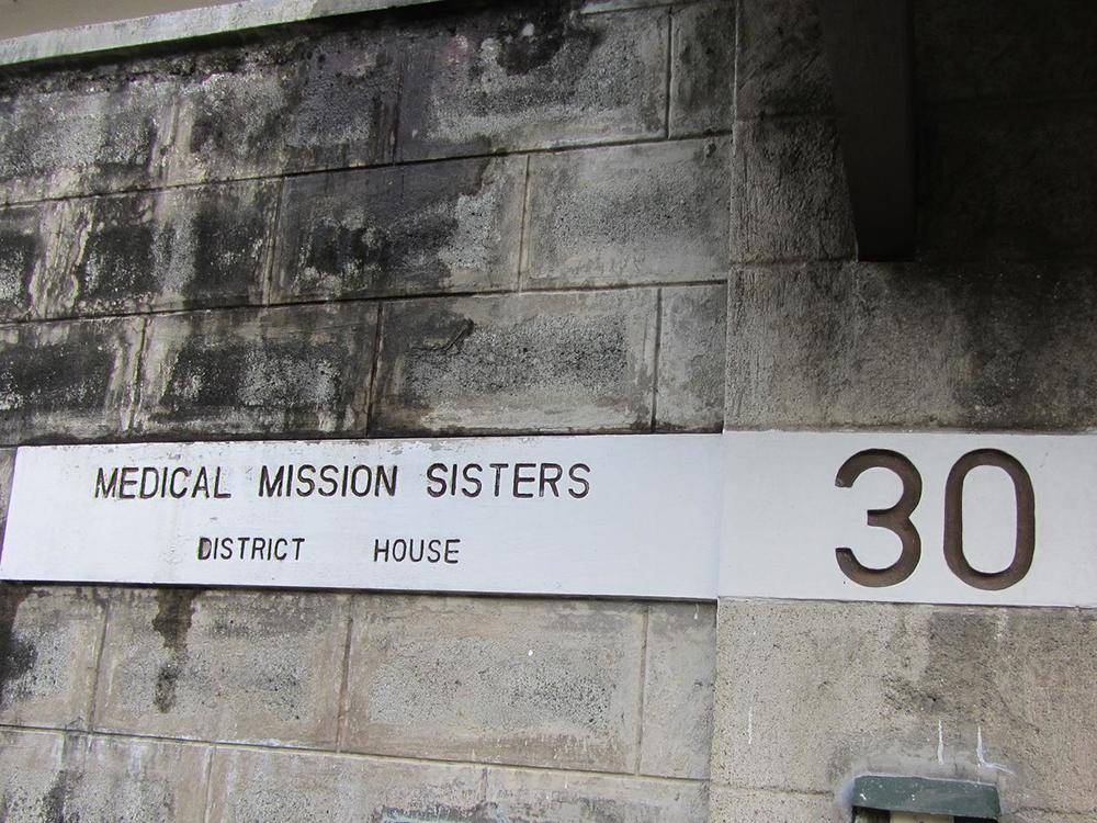 The Medical Mission Sisters' residence in Quezon City  (Photo by Lisa Melnick)