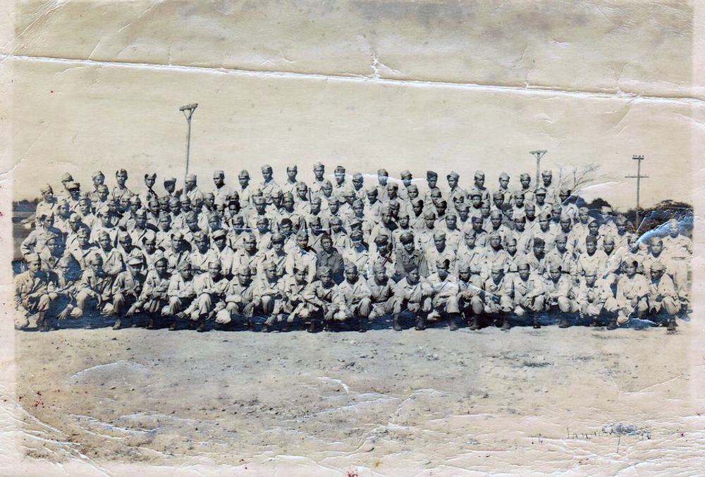 The 41st Infantry Regiment
