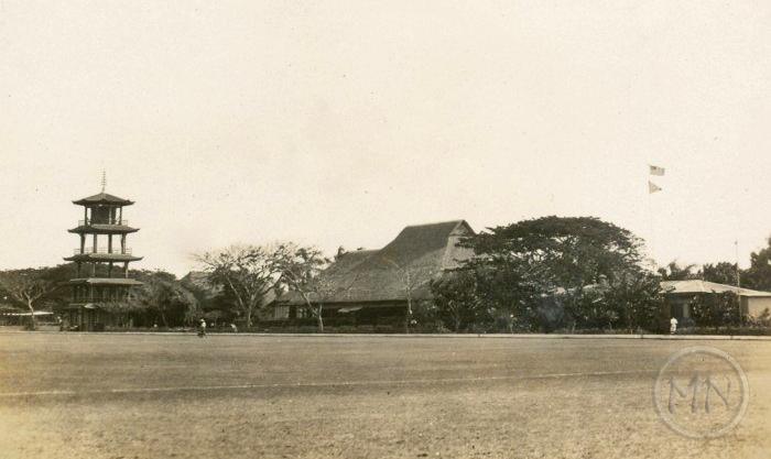 Manila Polo Club, circa 1932