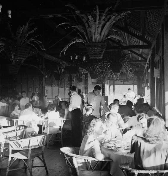 Manila Polo Club, circa 1941