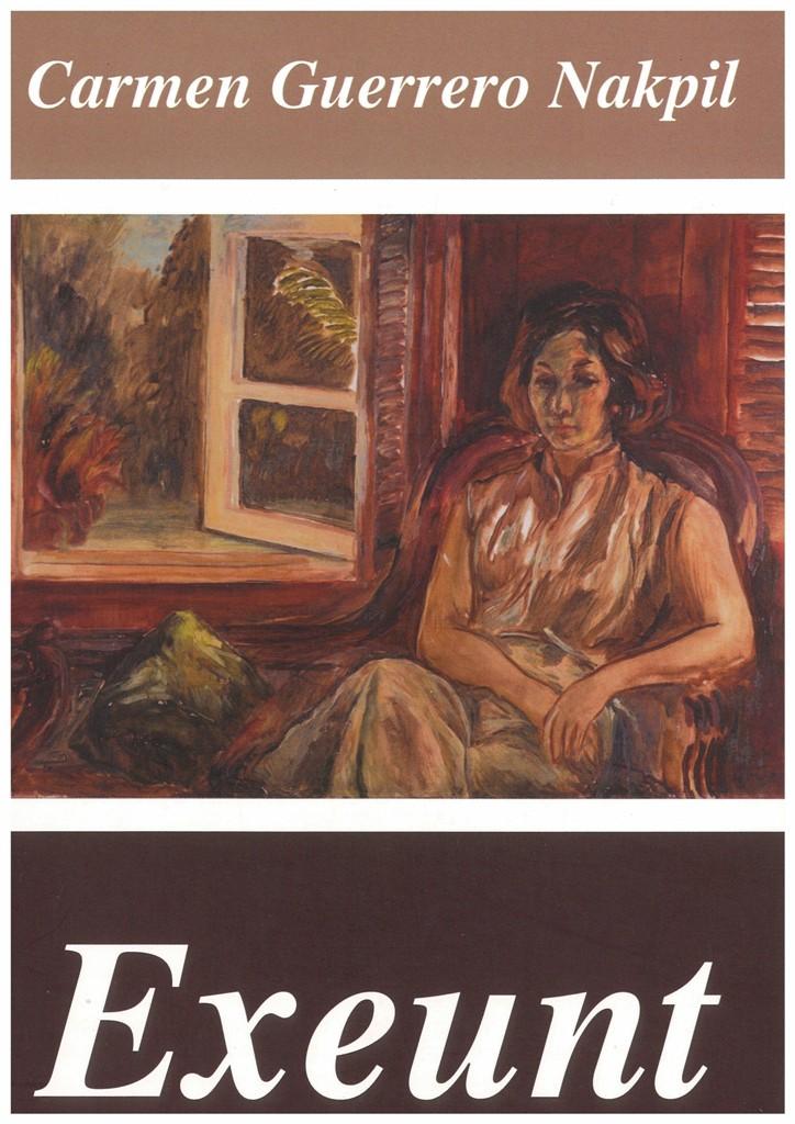 """Exeunt"" by Carmen Guerrero Nakpil"