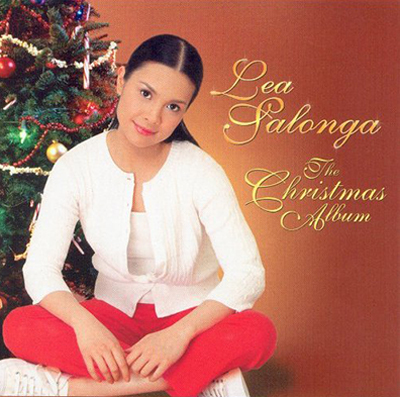 """The Christmas Album"" by Lea Salonga"