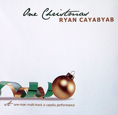 """One Christmas"" by Ryan Cayabyab"