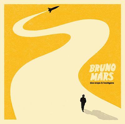 """Doo-Wops and Hooligans"" by Bruno Mars"