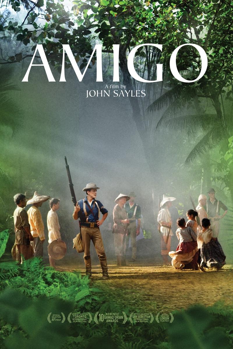 Amigo (2011) Directed by John Sayles. Starring Chris Cooper, Rio Locsin, Joel Torre.