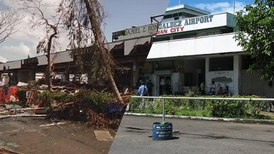 Tacloban Airport (Source: abc.net.au)
