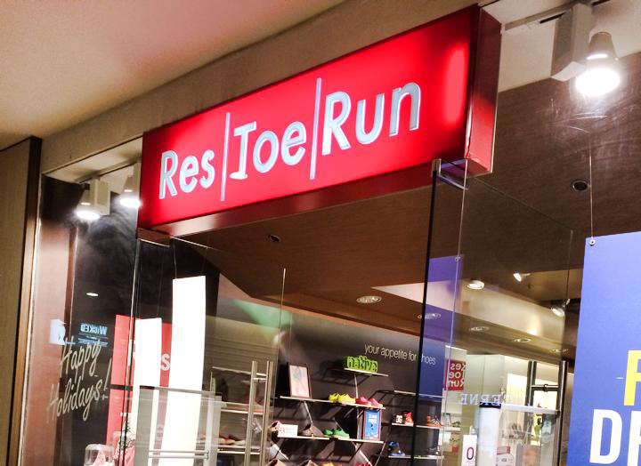 """Res Toe Run"" (Photo by Nina De Torres Ignacio)"