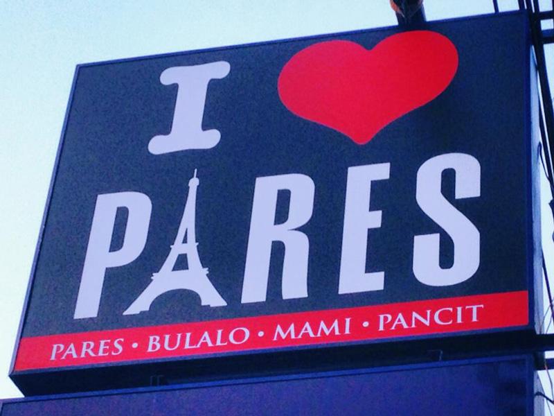 """""""I <3 Pares""""  (Source: Rey Leuterio from facebook.com)"""